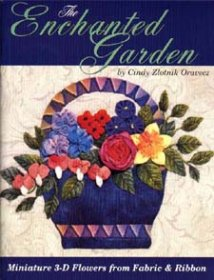 The Enchanted Garden by Cindy Oravecz