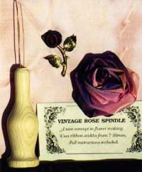 Vintage Rose Spindle