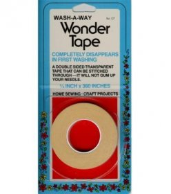 WashAway Wonder Tape