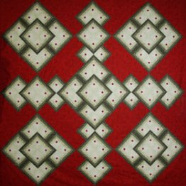 Westalee - Not Quite a Log Cabin Pattern