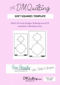 DM Quilting – Soft Square Templates