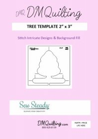 DM Quilting – Tree Template