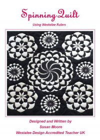 Spinning Quilt Pattern by Susan Moore