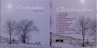 Ricky Tims Christmastime by Ricky Tims