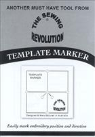 Template Marker by The Sewing Revolution