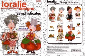 Sewphisticates 1 - Loralie Designs