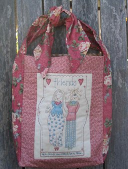 Stitched Friends