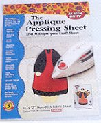 The Applique Pressing Sheet 18 x 20 inches