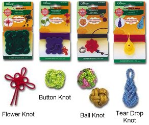 Asian Knot Templates by Clover