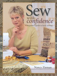 Sew with Confidence by Nancy Zieman
