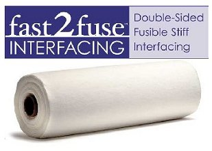 fast2fuse ® Interfacing - 55cm x 1 metre