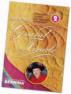 Grand Finale DVD by Ricky Tims