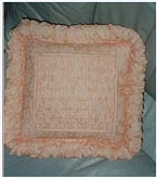 Apricot Delight Cushion