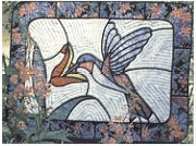 Fasturn ®  Quilt Patterns - Summer Hummer