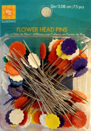 EZ Flower Head Pins