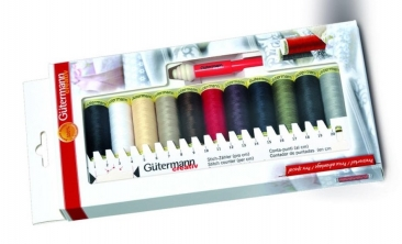 Gutermann Sew-All Thread plus Sewing Tools
