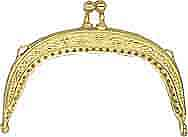BL58 2.4 inch Curved Gold or Silver