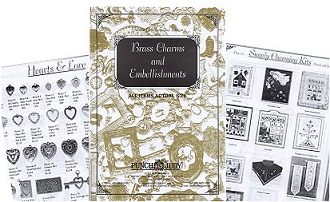 Brass Charms and Embellishments Catalogue